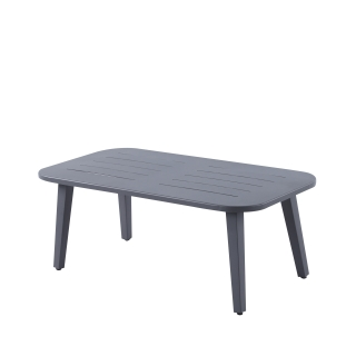 Nuu Garden Sicily Grey Coffee Table