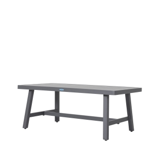 Nuu Garden Sicily Aluminum Coffee Table
