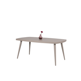Nuu Garden Delphi Aluminum Dining Table
