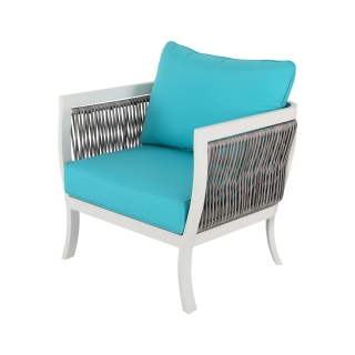 Nuu Garden Lamia Single Wicker Sofa