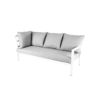 Nuu Garden Flores 3-seat Sofa Right  Armrest