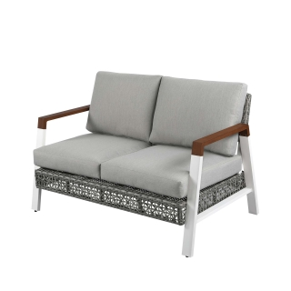 Nuu Garden Ionia Double Wicker Sofa