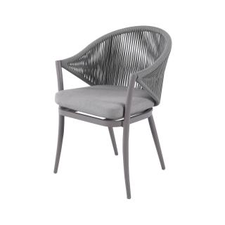 Nuu Garden Delphi Strap Bistro Chair