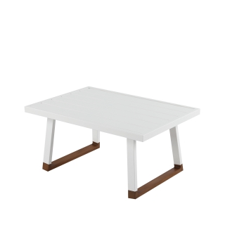 Nuu Garden Ionia Aluminun Coffee Table