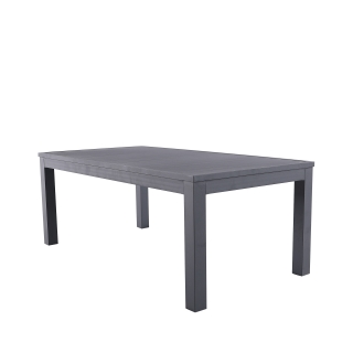 Nuu Garden Flores Aluminum Coffee Table