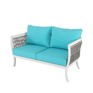 Nuu Garden Lamia Double Wicker Sofa