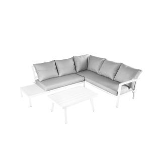 Nuu Garden Flores 3-piece Corner Lounge Set