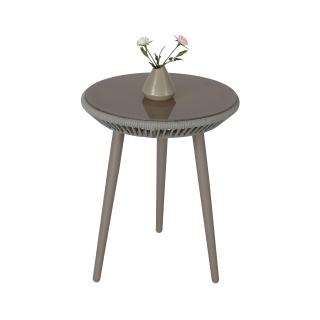 Nuu Garden Delphi Aluminum Coffee Table