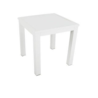 Nuu Garden Biscay Aluminum Side Table