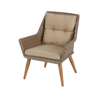 Nuu Garden Raritan Single Rattan Chair