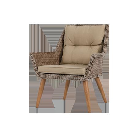 Nuu Garden Raritan Single Rattan Chair
