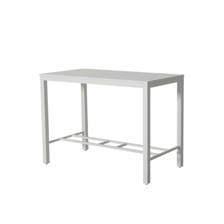 Nuu Garden Galilee Aluminum Bar Table
