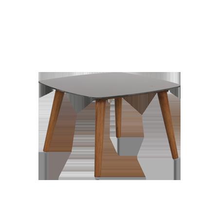 Nuu Garden Raritan Steel Side Table
