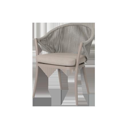 Nuu Garden Delphi Strap Dining Chair