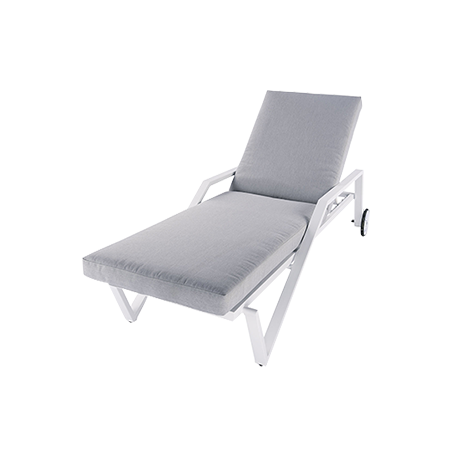 Nuu Garden Biscay Aluminum Sun Lounger