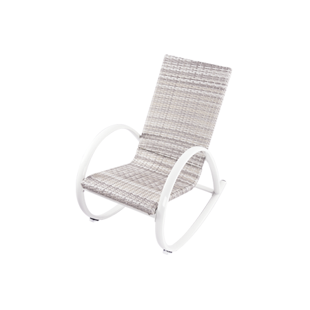 Nuu Garden Timor Rattan Rocking Chair