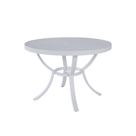 Nuu Garden Paria Aluminum Dining Table