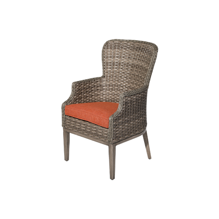 Nuu Garden Teneya Wicker Bar Chair