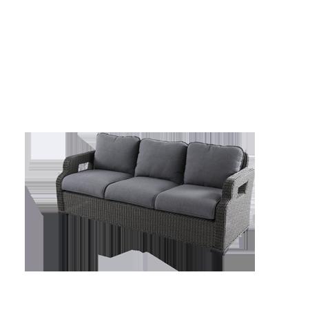 Nuu Garden Somerest 3-Seat Sofa