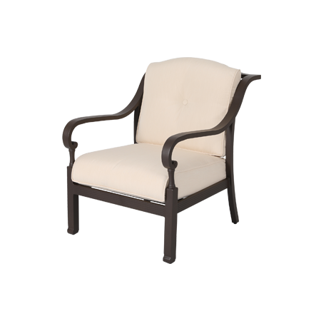 Nuu Garden Denali Single Aluminum Sofa