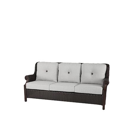 Nuu Garden Lassen 3-seat Wicker   sofa