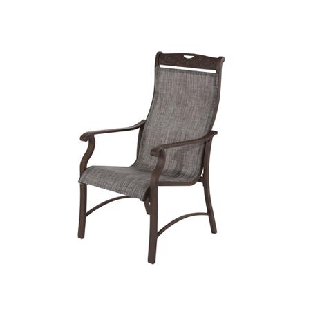 Nuu Garden Russell Textilene Dining Chair