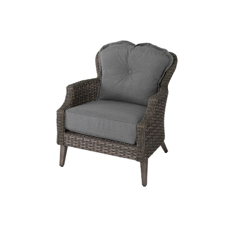 Nuu Garden Tenaya single wicker sofa