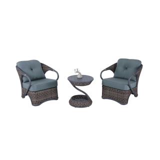 Nuu Garden Vitor 3-piece Lounge Set