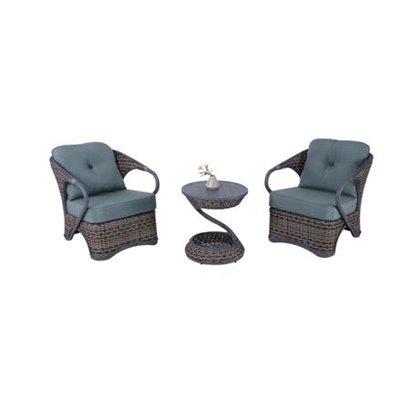 Nuu Garden Vitor 3-piece Lounge Set