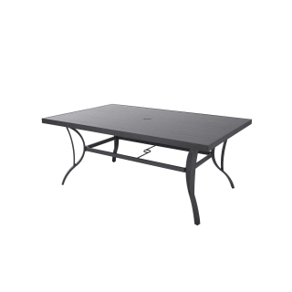 Nuu Garden Rocky Aluminum Cast  Table