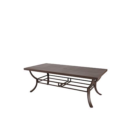 Nuu  Garden Denali Aluminum Dining  Table