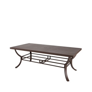 Nuu  Garden Denali Aluminum Dining  Table
