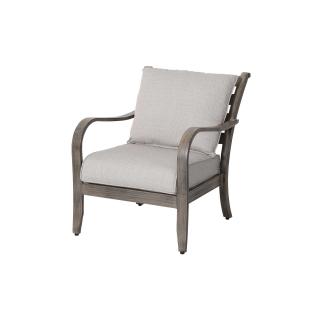 Nuu Garden Logan Single Aluminum Sofa