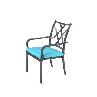 Nuu Garden Rocky Single Aluminum Chair