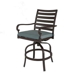 Nuu Garden Denali Swivel Bar Chair