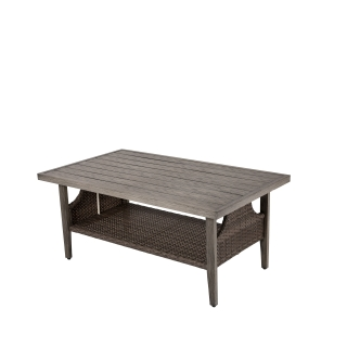 Nuu Garden Baker Wicker Coffee Table