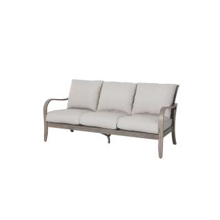 Nuu Garden Logan 3-seat Aluminum Sofa