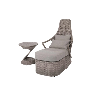 Nuu Garden Hayes 3-piece Lounge  Set