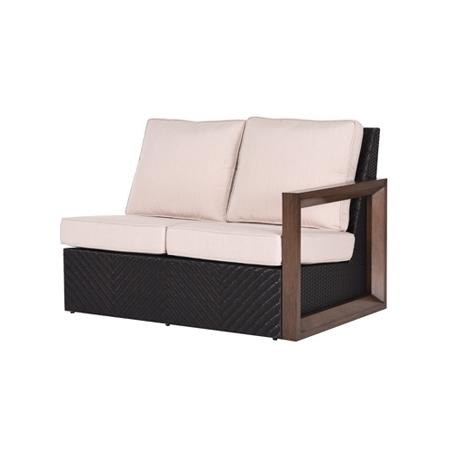 Nuu Garden Delano Double Sofa Left Armrest