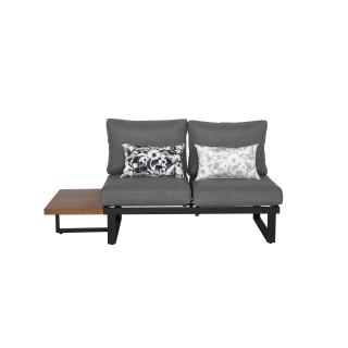 Nuu Garden Steens Double Sofa No Armrest