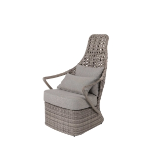 Nuu Garden Hayes Single Wicker Sofa