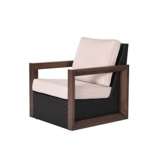 Nuu Garden Delano Single Rattan Sofa