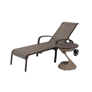 Nuu Garden Lounge 2-piece Sun Lounger Set