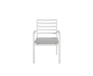 Nuu Garden Galilee Aluminum Dining Chair
