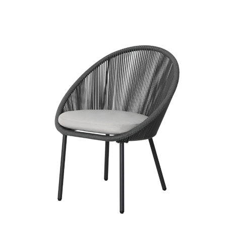 Nuu Garden DBW168 Ranier Dining Chair