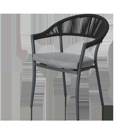 Nuu Garden DAW162 Delphi Dining Chair
