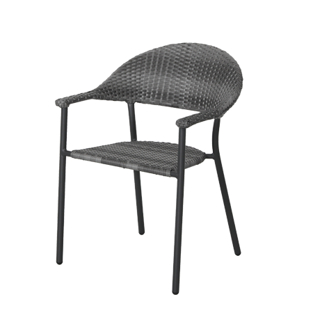 Nuu Garden DAW171 Wicker Dining Chair