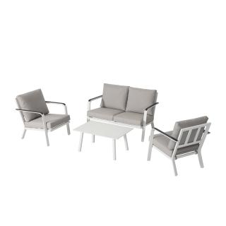 Nuu Garden Weddell 4-piece Sofa Set