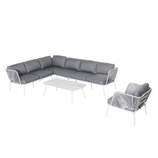 Nuu Garden Crete 5-piece Lounge Set