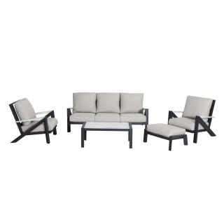 Nuu Garden Beaufort 5-piece Lounge Set